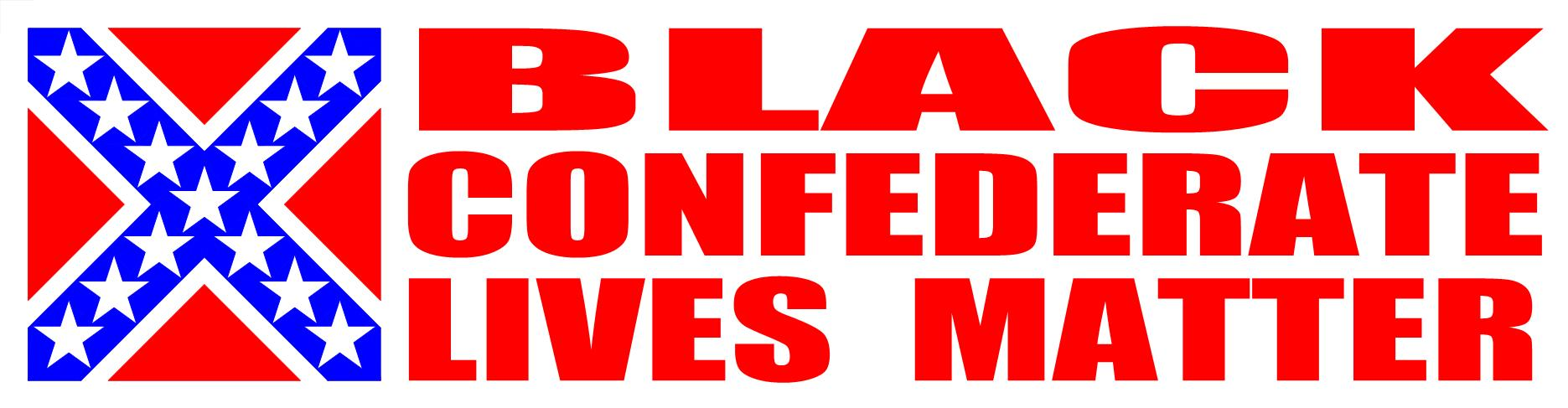 Black Confederate Matter